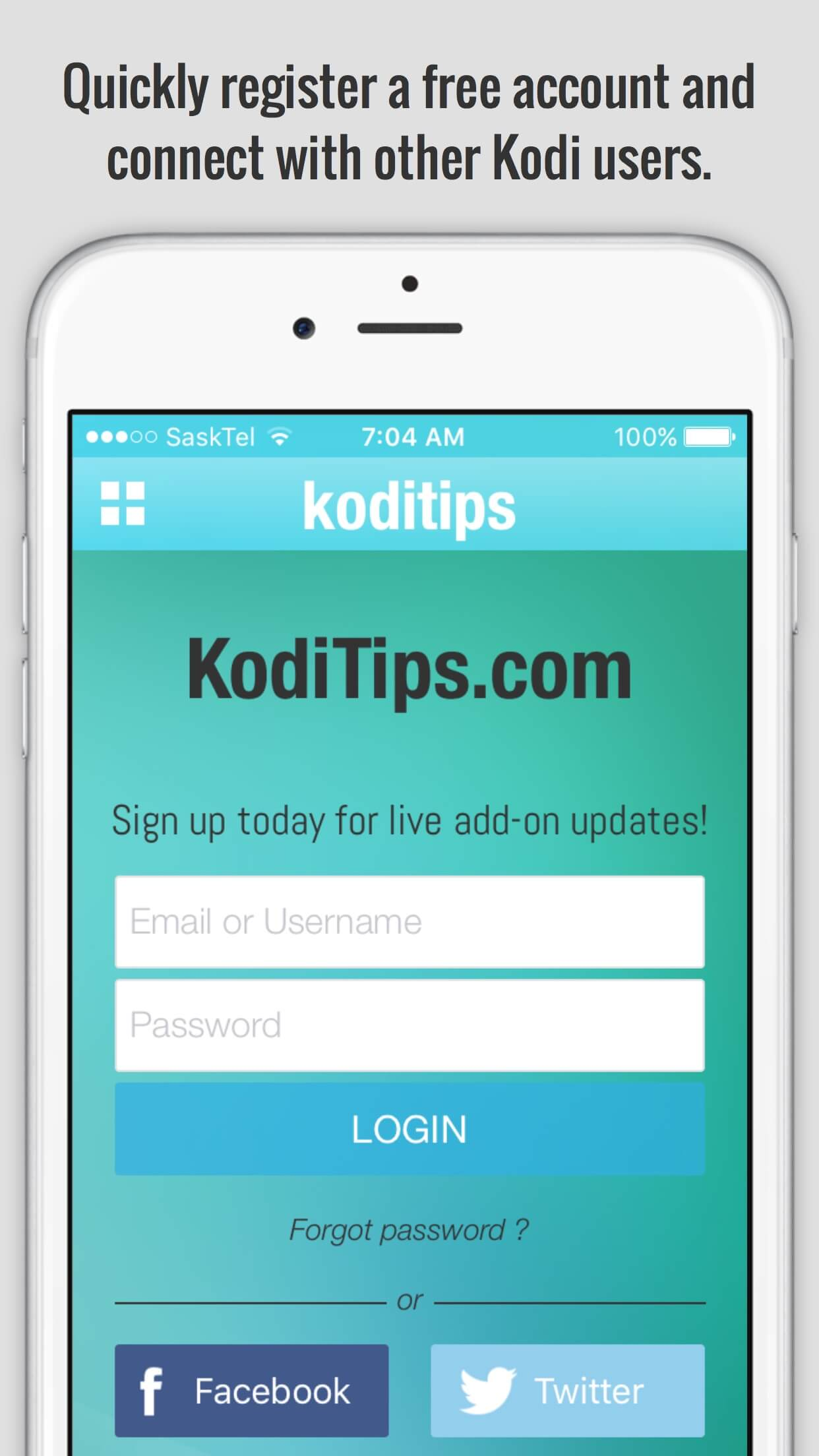 how to add apps to kodi